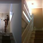 Hallway Plastering Repair Liverpool