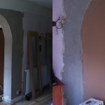 Knock-through Home Improvement conversion Liverpool